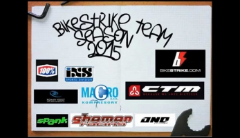 Video: team bikestrike.com 2015