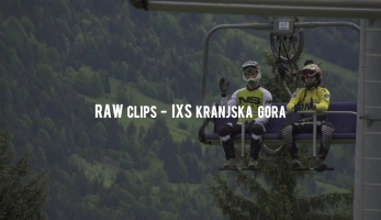 Video: RAW video iXS EDC Kranjska Gora