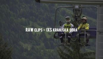 Video: RAW video iXS EDC Kranjska Gora