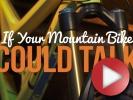 Video: kdyby tvoje kolo umělo mluvit