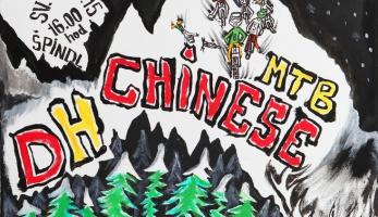 Pozvánka: Chinese downhill. Na sněhu! Ve Špindlu!