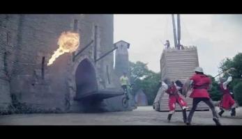 Video: Bonjour! Puy du Fou