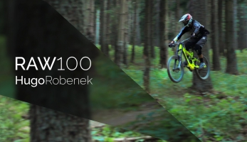 Video: RAW100 Hugo Robenek