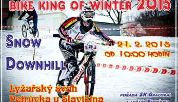 Pozvánka: Bike king of winter 2015