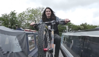 Video: Rubber Side Down - Ratboy Tales