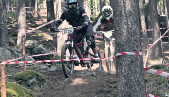 Video: SCOTT enduroXrace 2015 - promo
