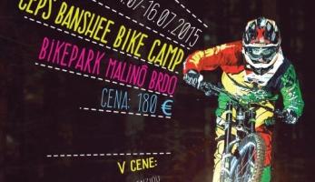 Matěj Charvát Vás zve na ČEPS Banshee Bikes Factory Bike Camp