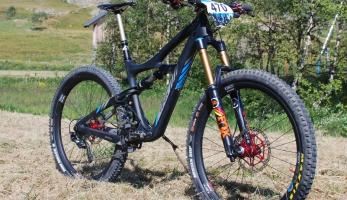 Bikecheck: Kafíčkův Ibis Mojo HD