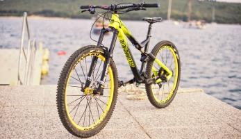 Bikecheck: Přemek Tejchman a jeho nový Commencal