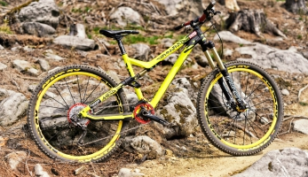 Bikecheck: Commencal Meta V4 Přemka Tejchmana