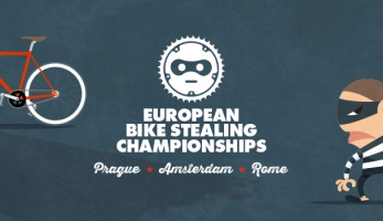 Video: European Bike Stealing Championships