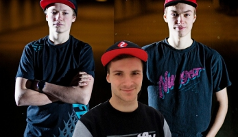 Rico a Tomáš Navrátil pod křídly Gienger Carabik Bike Teamu