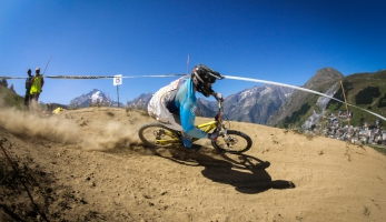 Report+video: Crankworx Les 2 Alpes na vlastní kůži