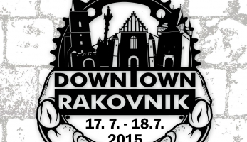 Pozvánka: DownTown a Dual Rakovník 2015