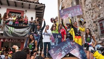 Tomáš Slavík bere celkové 2. místo na City DH World Tour!
