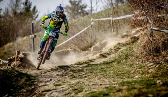 Video: Diverse Downhill Contest 2015 - Žar
