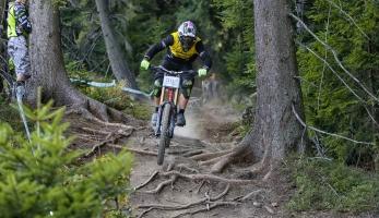 Report: DH RACE Gruníky - první závody v novém slovenském bikeparku