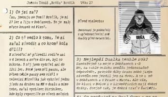 Rozhovor: DUAL PRISONS #8 - Tomáš Brožík