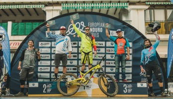 Finále: Evropské enduro série Malaga - Prokop stříbrný