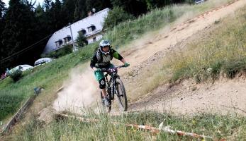 Report: Enduro race Morávka pro Fikejze