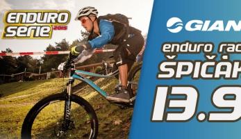 Pozvánka: Giant Enduro Race Špičák 2015