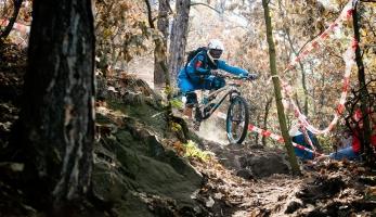 Enduro Race Most: Michal Prokop přebírá vedení