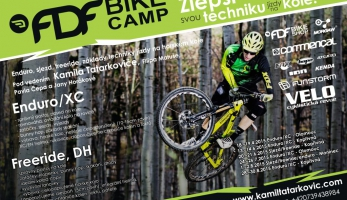 Pozvánka: FDF Bike Camp 2015