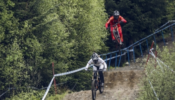 Video: track preview Fort William