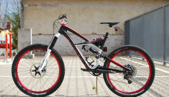 Bikecheck: Specialized Enduro S-Works 650b Michala Prokopa