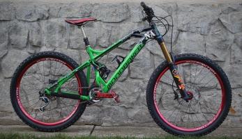 Pro Bikecheck: Richard Gaspi Gasperotti