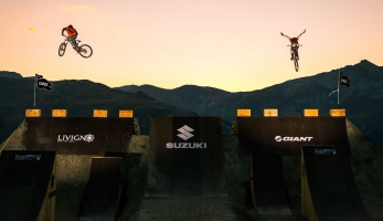 Video: Suzuki Nine Knights MTB 2015