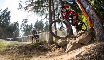 Video: iXS European Downhill Cup Špičák