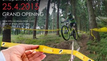 Bikepark Ještěd otevírá tuto sobotu