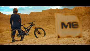 Video: Chris Kovarik na Intense M16 Carbon