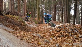 Spotcheck: Lipovské stezky - trailový spot u Rychleb