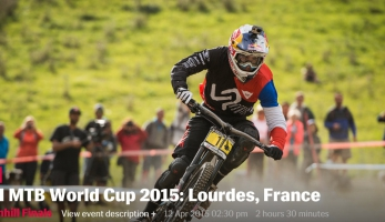 Video: track preview Lourdes