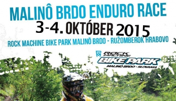 Pozvánka: Malino Brdo Rock Machine Enduro race