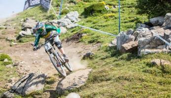 Report: Světový pohár Lenzerheide pro Minnaara