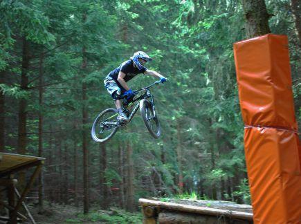 Spotcheck: Bikepark Pekl�k �esk� T�ebov�