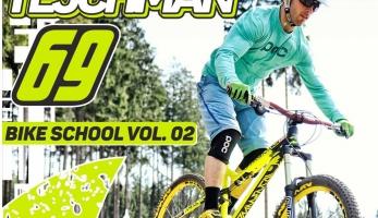 Pozvánka: Přemek Tejchman Bike School