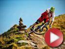 Video: Freeride a enduro v Saalbach Hinterglemm