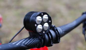 Test: světlo SolarStorm XT40