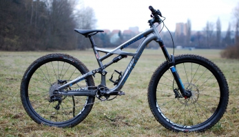Test: Specialized Enduro Comp 650b