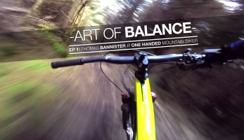 Video: The Art of Balance - Thomas Bannister