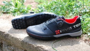 Test: Five Ten Kestrel Team Black