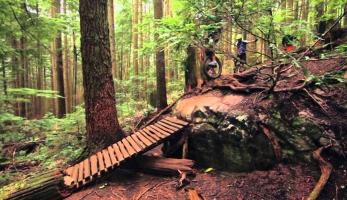 Video: This is British Columbia - na jednokolce v BC