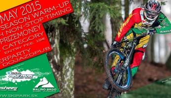 Bikepark Malino Brdo: 9.5. - sjezdový závod ve formátu session