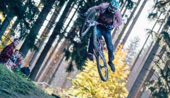 WBS: Kyčerka zakončila sezónu wood biků