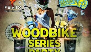 Vyhlášení vítězů RPM stav woodbike series 2015