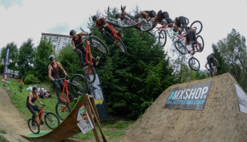 Video: XSC Dirt Contest 2015